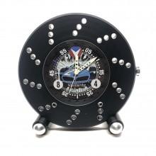 Clock BRM Blue Valiant