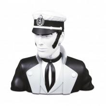 Bust Corto Maltese - Black and White