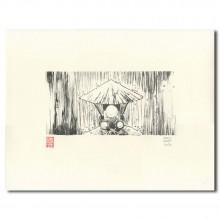 Lithography Yojimbot, Pluie d'acier