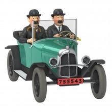 Tintin's cars 1/24 : The Thompsons' 5CV