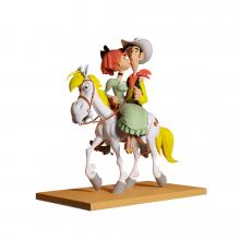 Figurine La fiancée de Lucky Luke