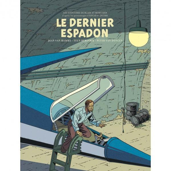 Le Dernier Espadon - version Bibliophile