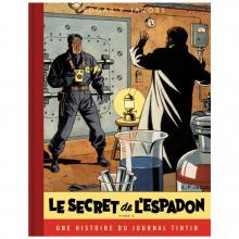 Le Secret de l'Espadon - Tome 2 - Version Journal Tintin