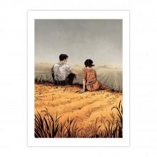 Art Print John & Betty - Aimée de Jongh