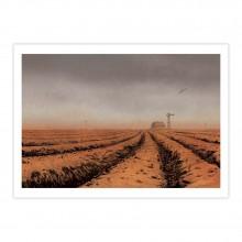 Tirage d'art Dust Bowl - Aimée de Jongh