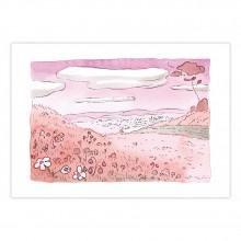 Art Print Pucelle, Au Petit Matin - Florence Dupré la Tour
