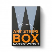 Largo Winch Art Strips Box : strips