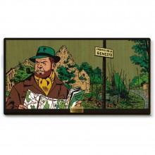 Tableau de collection en bois - Mortimer cherche...