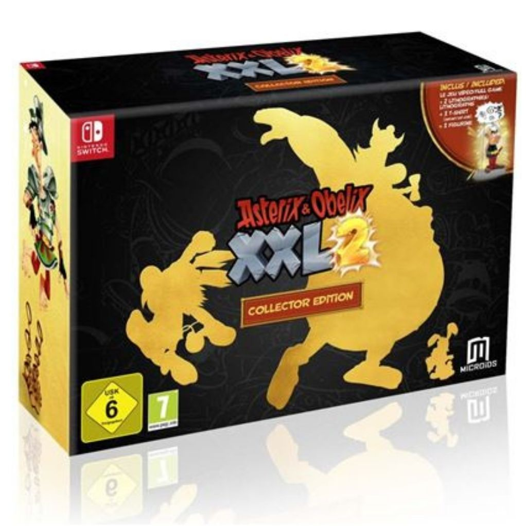 XXL2 Edition Collector SWITCH