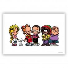Le Petit Spirou Groupe Enfants