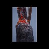 Bois laminé Moebius Abstrait, Jonction