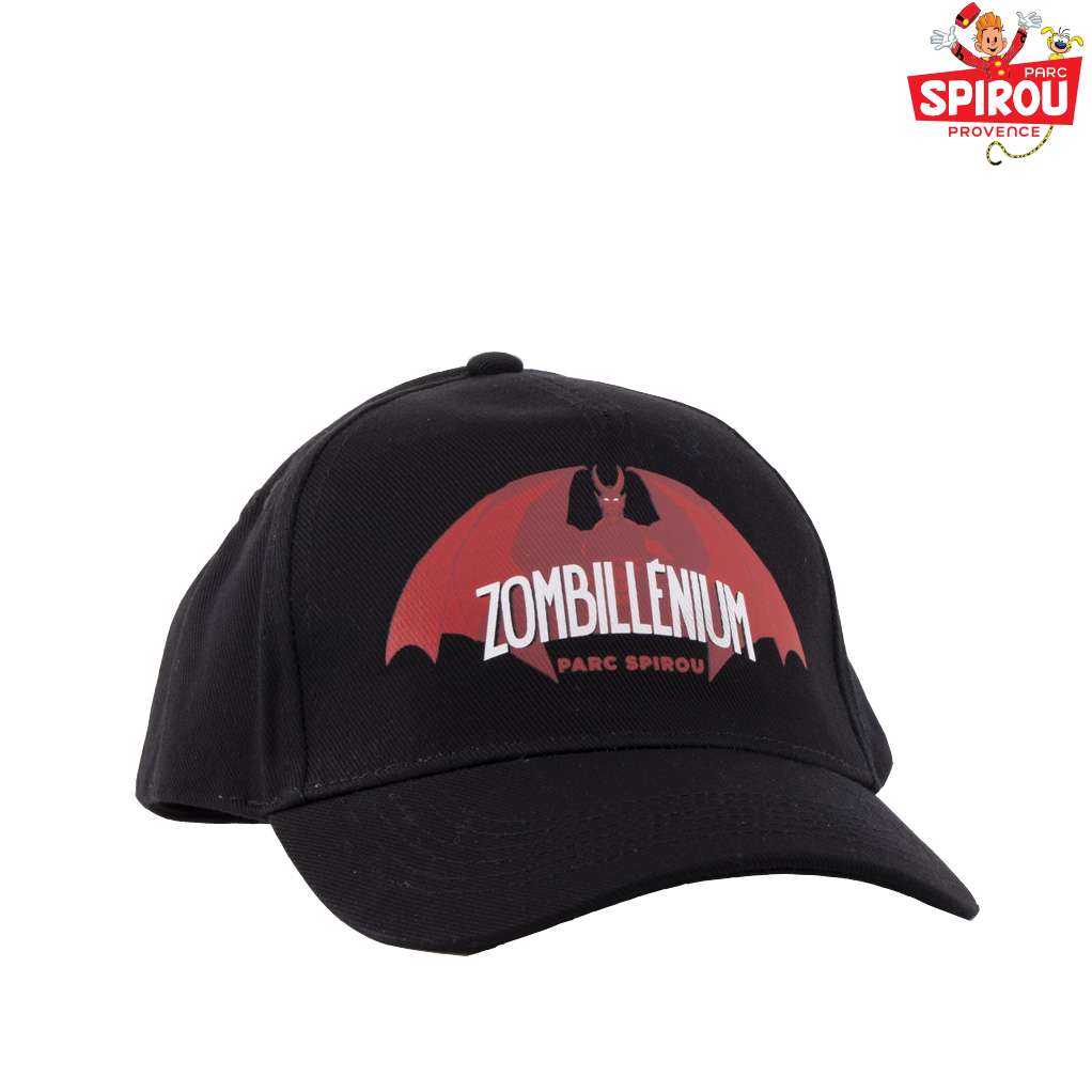 Casquette adulte Zombillenium Tower