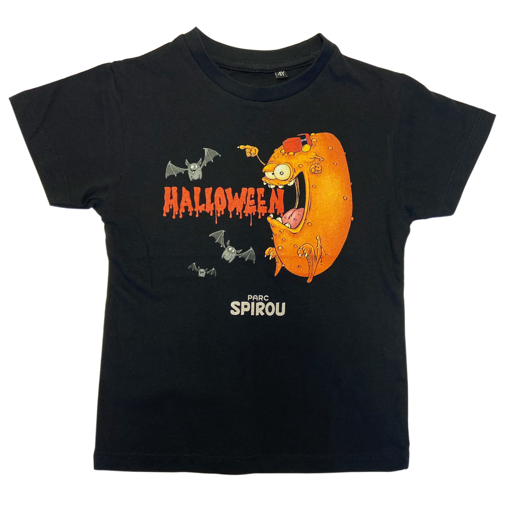 T-shirt Enfant Blork Halloween