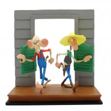 Figurine Lucky Luke :