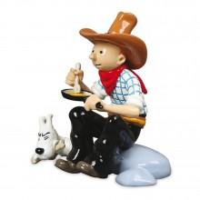 Tintin et Milou en Amérique