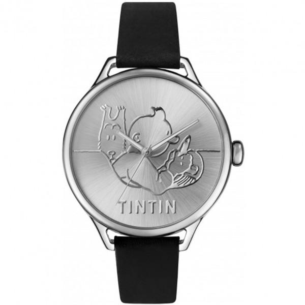 Watch Tintin & Co Classic Black (M)