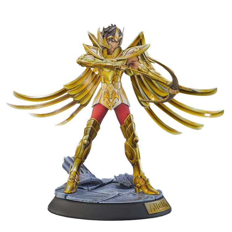 Aiolos (Saint Seiya) - Collection HQS