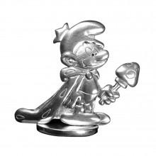 Figurine - The Smurf King (tin)