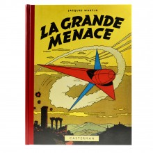 Album Lefranc La grande menace (french Edition)