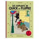 Les exploits de Quick et Flupke - Intégrale couleurs - Volume 1