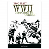 Complete edition Hugo Pratt WWII stories (french Edition)