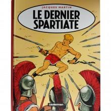 Deluxe album Alix Le Dernier Spartiate (french Edition)