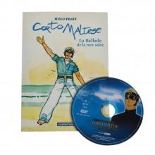 DVD set Corto Maltese La ballade de la mer salée