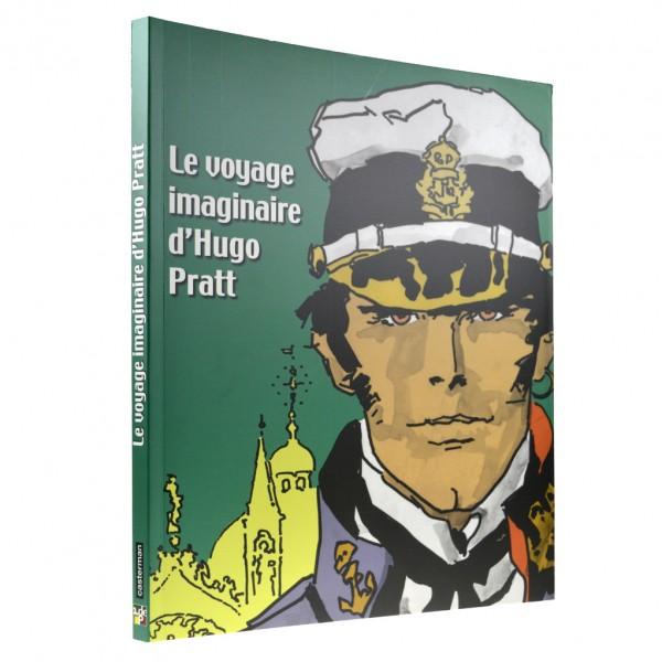 Deluxe album Le Voyage imaginaire d'Hugo Pratt (french Edition)