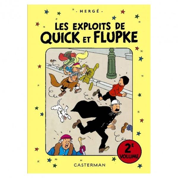 Les exploits de Quick et Flupke - Intégrale couleurs - Volume 2
