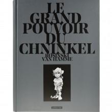 Le grand pouvoir du Chninkel NB - Intégrale luxe