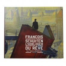 Album François Schuiten L'horloger du rêve (french Edition)