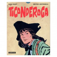 Complete edition Ticonderoga Hugo Pratt (french Edition)