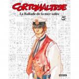 Corto Maltese, La Ballade de la mer salée - Edition 50 ans