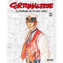 Corto Maltese: The Ballad of the Salt Sea - 50th anniversary edition