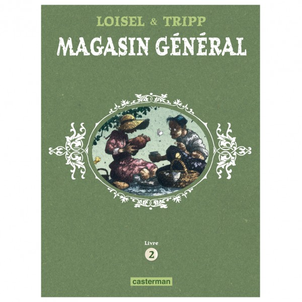 Magasin General Intégrale - Cycle 2