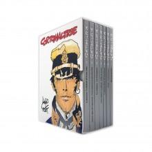 Corto Maltese Complete Colour Collection Boxed Set (2020)