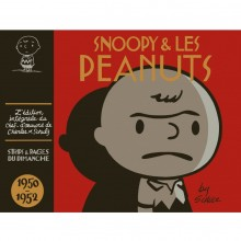 Snoopy et les Peanuts - Intégrale T1 (1950-1952)