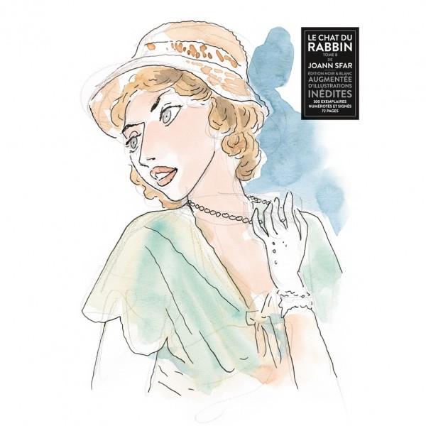 Deluxe album The Cat du Rabbin vol. 8