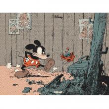 Tirage de tête Mickey Mouse Café Zombo