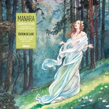Deluxe album Monograph Manara (french Edition)