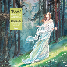 Manara Sublimer le Réel Monographie de luxe