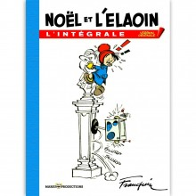 Deluxe album Noël and the Elaoin (french Edition)