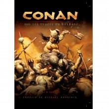 Album Conan : Sur les traces du barbare (french Edition)