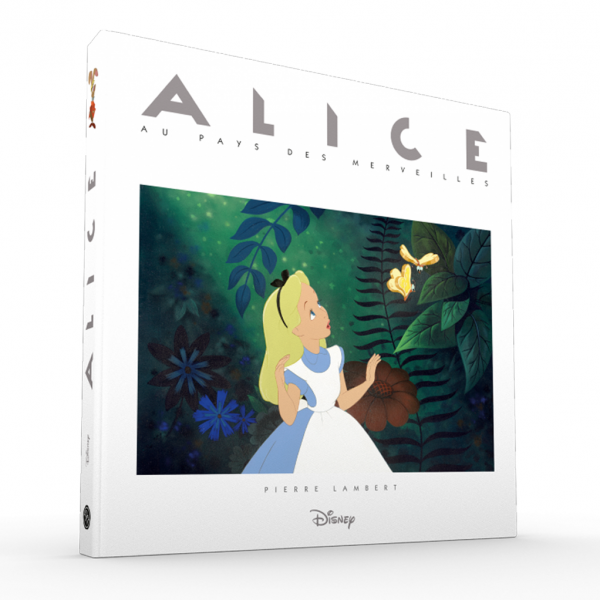 Deluxe album Alice au Pays des merveilles by Pierre Lambert (french Edition)