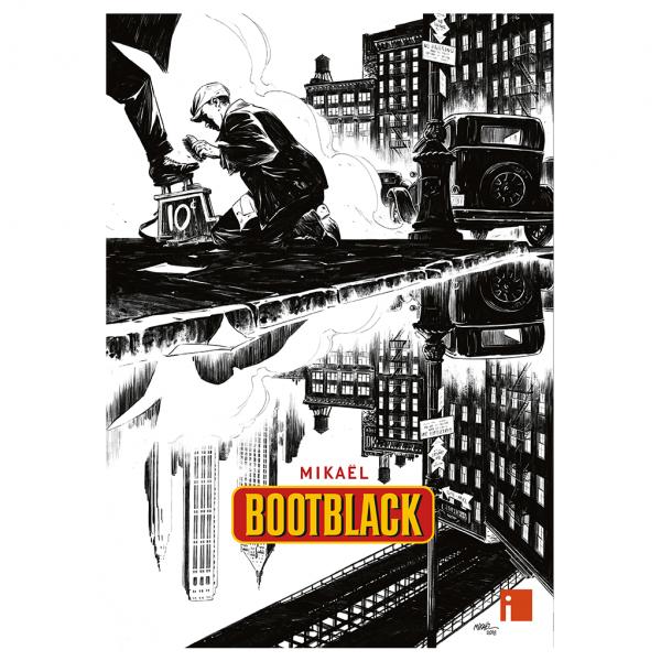 Intégrale luxe Bootblack