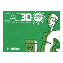 CAC3D Franquin Gomer Goof & Cie cover