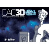 Album Encyclopedia CAC3D STAR WARS 2020 (french Edition)