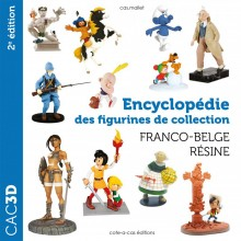 CAC3D Franco-belgian resin 2nd edition