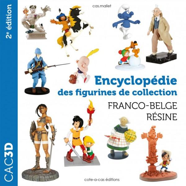 CAC3D Franco-belge résine 2e édition