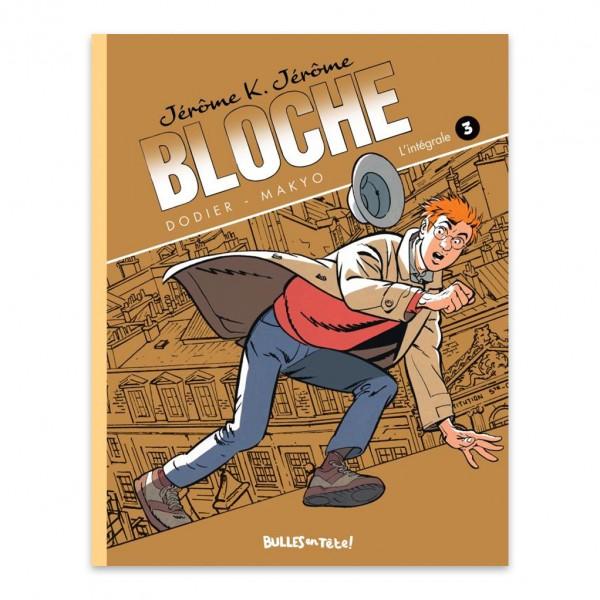 Deluxe complete edition Jérôme K Jérôme Bloche Vol.2 (french Edition)